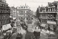 Gracechurch Street and Eastcheap