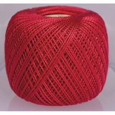 YarnArt Iris 0916 červená YARN ART