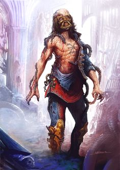 lemmiwinx-gerbil-king:  Warhammer 40k by AlexBoca