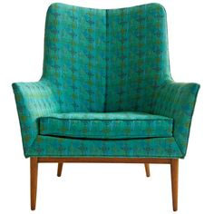 Paul McCobb Lounge Chair | From a unique collection of antique and modern lounge chairs at https://www.1stdibs.com/furniture/seating/lounge-chairs/