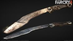 Far Cry 4 : Kukri, Greg Rassam on ArtStation at http://www.artstation.com/artwork/far-cry-4-kukri