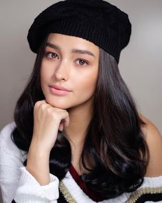 - very nice stuff - share it - Liza Soberano - Protective Hairstyles, Cool Hairstyles, Natural Hairstyles, Protective Styles, Most Beautiful Faces, Hair Care Tips, Hair Tips, Beautiful Actresses, Pretty Face