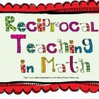 I have been trying to find a way to link Reciprocal Teaching and Math for years and finally it's come together! This set of task cards supports students to comprehend Mathematical word problems using the Reciprocal Teaching approach. Reading Resources, Reading Strategies, Teacher Resources, Teacher Toolkit, Comprehension Strategies, Reading Comprehension, Teaching Kindergarten, Teaching Reading, Teaching Tools