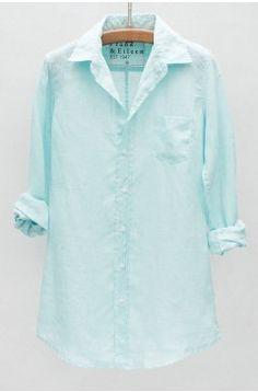 Seaglass Shirt by Frank & Eileen