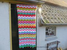 Finished :: Spring Ripple Blanket!! | Corine24  SOLD/VERKOCHT