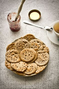 English Crumpets | Adventures in Cooking