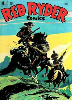 Red Ryder | Red Ryder Comics #94 Comic Books - Covers, Scans, Photos in Red Ryder ...