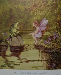 Kexy the Frog - Little Green Road 1925