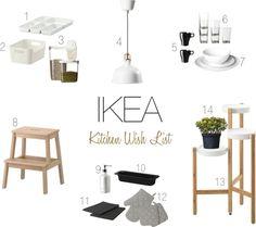 Ikea Kitchen Wish List