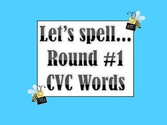 Activity (45 page slide show) for students to practice writing CVC Words (short vowel words). Students can record answer using paper and pencil or dry-erase white boards. Teacher can turn activity into a Spelling Bee, classroom game, center work, or simply use the activity as a time filler.