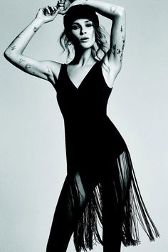 "Erin Wasson: ""I Want to Look Like a Really Chic Ranch Hand"""