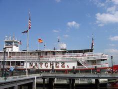Natchez Steamboat in New Olreans new orleans, natchez mississippi, neat place, natur nawlin, field trips, natchez steamboat, orlean trip, orlean live