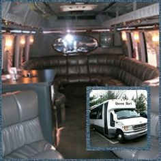 Party bus fire NYC reasonable rate! NO stripper pole in this one!! http://www.newyorkpartybus.com/