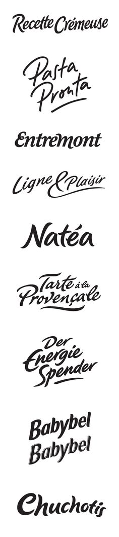 Commercial Logotypes 3