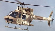 Bell 406CS Combat Scout