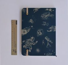 Endless Sewn Medium Notebook