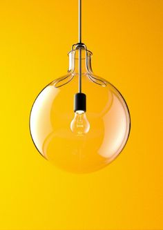 Lamp No 2 by Andrew Mitchell #design