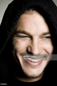 Actor Travis Fimmel is photographed for Self Assignment on July 10, 2008 in Los Angeles, California.