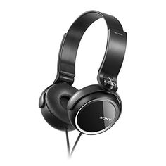 Sony MDRXB250/B On-Ear Headphone  (Black) Sony http://www.amazon.in/dp/B00ND4OM5O/ref=cm_sw_r_pi_dp_aIhKxb0B4Z9YY