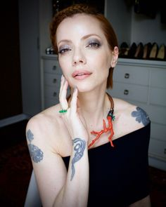joias Mariah Rovery, body Choix