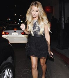 Lauren Conrad, can I have your hair?