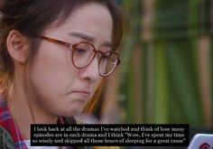 K-Drama Confessions #kdramahumor i hour a piece or more for each episode:)