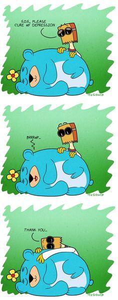 505 and Flug comic by tie-dye-flag.deviantart.com on @DeviantArt