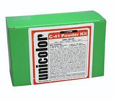 Unicolor Powder Kit To Develope Color Print Film