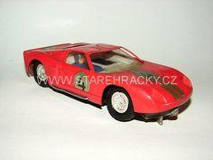 Autodráha - auto Ford GT