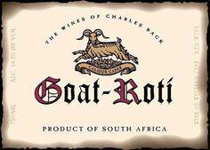 Daar was de Franse INAO niet zo blij mee: Goat-Roti lijkt veel te veel op de beschermde Franse herkomstbenaming Cotes Rotie. Maar wijnmaker Charles Beck houdt vol dat het verwijst naar de geiten op zijn wijnbedrijf Fairview en de etiketten mogen gewoon worden gebruikt. Andere varianten: Bored Doe en Goats do Roam.