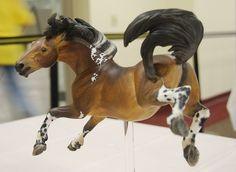 Custom  Model Horses