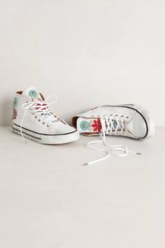 Margherita Beaded High Tops from Anthropologie #poachit