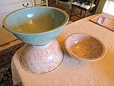 For sale vintage Texas Ware melamine bowl trio at More Than McCoy on TIAS!