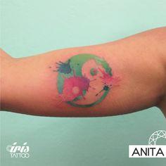 iristattooartTattoo by Anita #iristattoo #yingyangtattoo #watercolortattoo Si te queres tatuar con Anita escribinos a color@iristattoo.com.ar o llámanos al (011)48243197 iristattooart#tattoo #tattoos #tat #tattooed #tattoolife #tatuaje #tatts #tattooartist #tattoostudio #tattoodesign #tattooart #customtattoo #ink #wynwoodmiami #wynwoodlife #wynwoodart #wynwoodtattoo #miamiink #miamitattoo #buenosaires #buenosairestattoo #tattoobuenosaires #palermo #palermotattoo