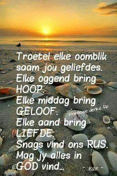 Prayer Verses, Bible Verses, Good Night Greetings, Goeie Nag, Goeie More, Inspirational Qoutes, Special Quotes, Afrikaans, Trust God