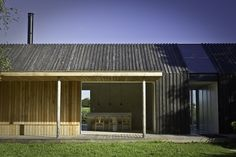 Browse Remodelista posts on Design Travel to get ideas for your home remodeling or interiors project. The posts below highlight a range of solutions using Design Travel across a variety of budget levels. Modern Barn, Modern Farmhouse, Agricultural Buildings, Rural Retreats, Travel Wallpaper, Prefab, Modern Architecture, Building A House, Pole Barn Homes