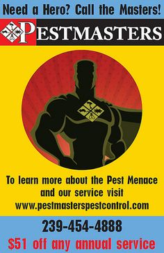 Pestmasters Pest Control