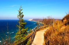 Empire Bluff, Northern MI