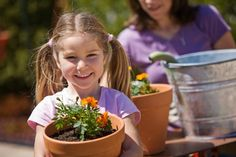Inspire your kids to have a green thumb