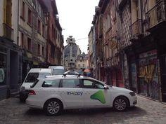 La MappyCar rue de la soif à Rennes