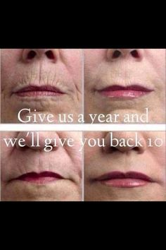 Nerium AD gives real results. Ask  Me about Nerium today!!!  www.tstory.nerium.com