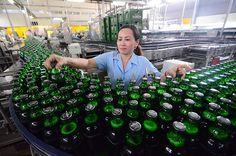 Buộc Bia Sài Gòn nộp lại 408 tỉ đồng tiền thuế