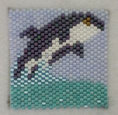 whale inch - Square by Barbara J. Vollmer (12 of 16) - Bead&Button Magazine Community - Forums, Blogs, and Photo Galleries
