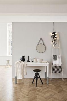 Chez moi // Bonnes idées d'éclairage pour la maison avec la guirlande Bella Vista et House Docteur – DecouvrirDesign