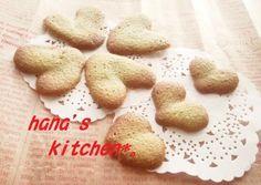 Crispy Matcha French Biscuits (Langue de Chat)