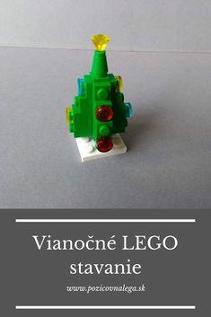 Do adventného kalendára alebo ako ozdoba na stromček - videonávod na postavenie Lego, Legos