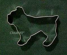 BULLDOG Dog COOKIE CUTTER for Dog Biscuits, Treats, Crafts Birthday Cookies ( Hand Soldered for Extra Quality ) English Bulldogge Bull Dog. $8.50, via Etsy. Need this too!