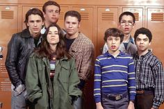 """""""Freaks and Geeks"""" teve apenas uma temporada em 1999. Eu descobri há dias e me apaixonei."""