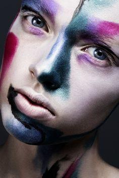 beauty by Alexander Straulino for L'Officiel Netherlands September 2015