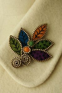 brooch #2 from salvina creation